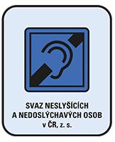 (01) Svaz neslyšících a nedoslýchavých osob v České republice, z.s.