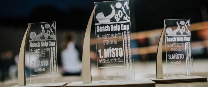 Beach Help Cup 2017 – výsledky turnaje